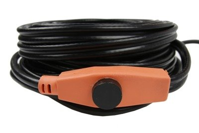 Kabel grzewczy 14m z energooszczędnym termostatem 224 W