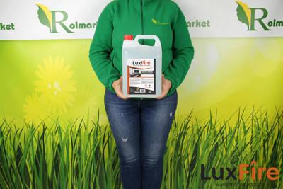 Lux Fire™ 30 litrów –  ekologiczne biopaliwo do kominka (bioetanol do biokominka)