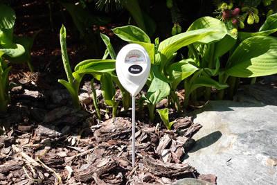 Miernik do pomiaru Ph gleby Bioterm 071000 - do pomiaru kwasowości gleby (kwasomierz)
