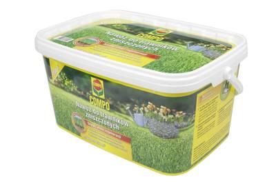 Nawóz do zniszczonych trawników 4,5kg Compo