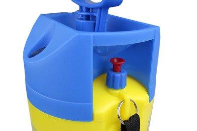 Opryskiwacz ciśnieniowy SPRAYER-PRO z manometrem 5 litrów Planta