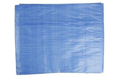 Plandeka okryciowa niebieska 6x10m