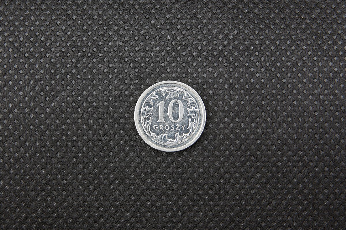 Polska agrowłóknina czarna 1,6x10m (50g)