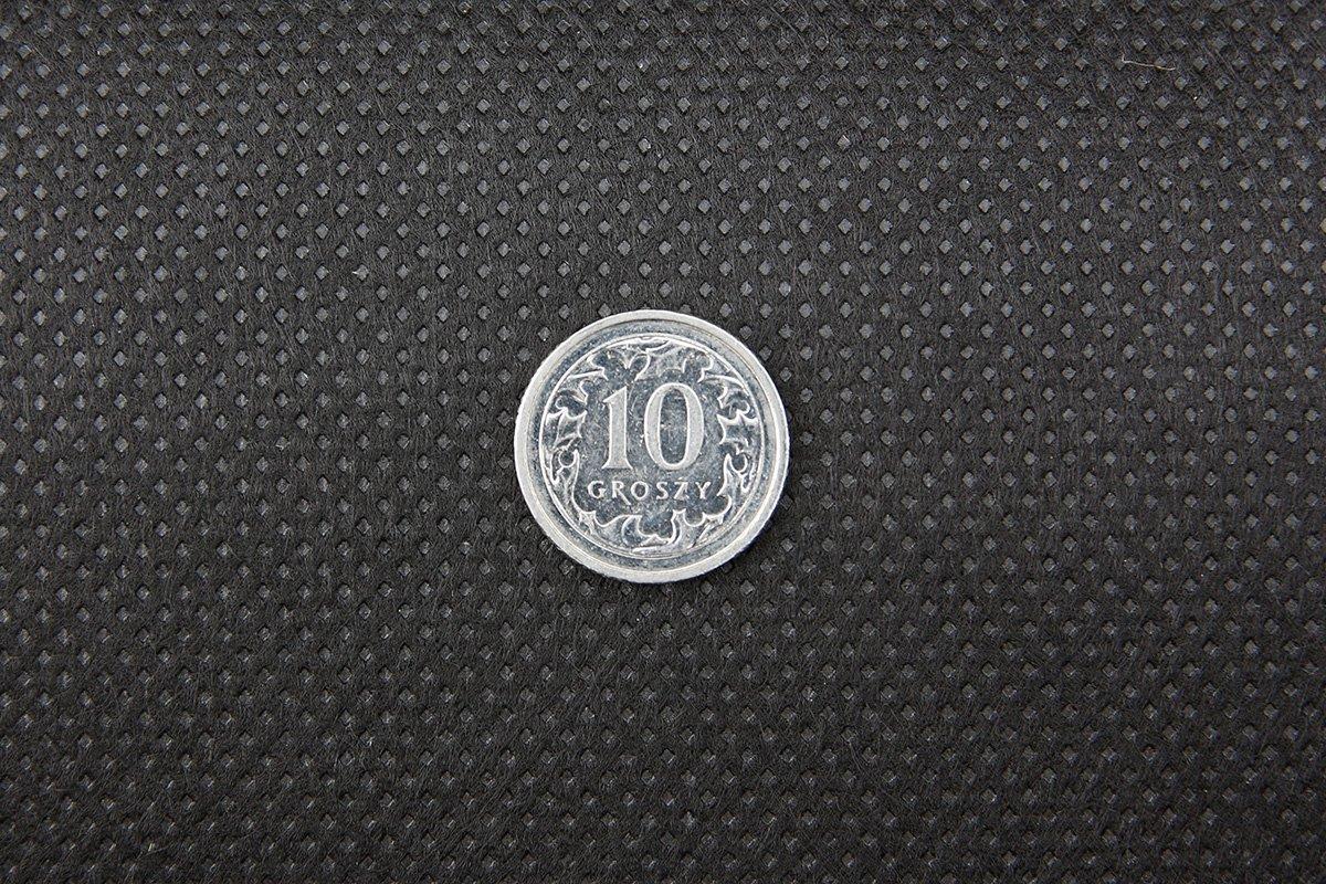 Polska agrowłóknina czarna 1,6x20m (50g)