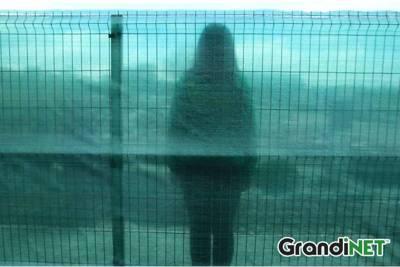 Siatka cieniująca, osłonowa Grandinet na ogrodzenia 2x50m 90%