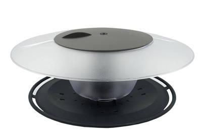 Transparentny karmnik dla ptaków 17cm