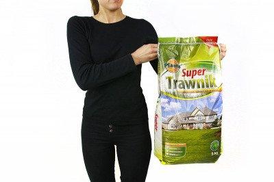 Trawa Super Trawnik 5kg    - trawa uniwersalna firmy Planta