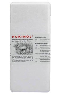 Zapachowy odstraszacz na dziki i zwierzynę płową Hukinol 0,5l